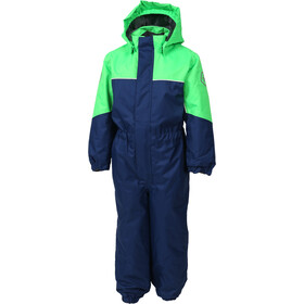 Color Kids Kazor Padded Coverall Kids Toucan Green